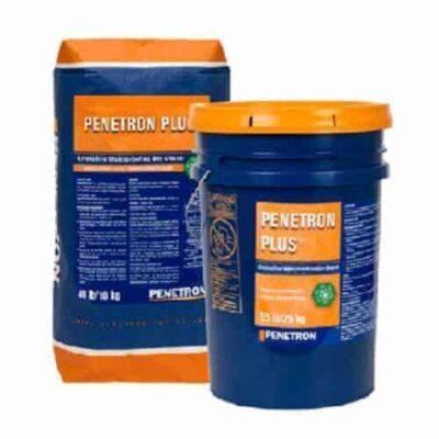 Penetron PLUS® là phụ gia chống thấm tinh thể dùng để chống thấm