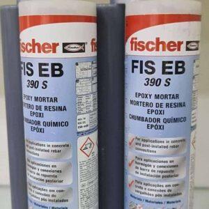 Sản phẩm hóa chất neo cấy thép Fischer FIS EB 390S