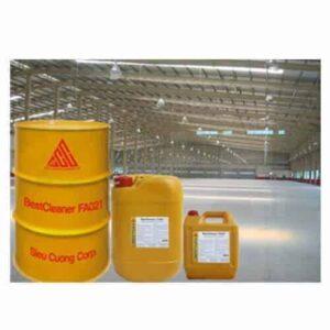BestCleaner FA021 - Hợp chất ăn mòn bề mặt bê tông