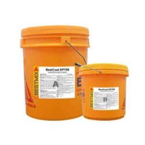 BestCoat EP706 là sơn epoxy, không dung môi, hai thành phần