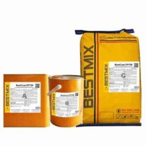 BestCoat EP709 là sơn epoxy tự san phẳng, ba thành phần