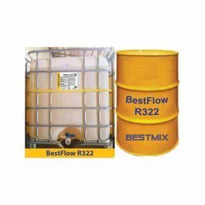 BestFlow R332 là phụ gia siêu dẻo tầm cao, kéo dài thời gian ninh kết