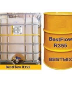 BestFlow R355 là phụ gia siêu hóa dẻo tầm cao, duy trì độ sụt lâu dài