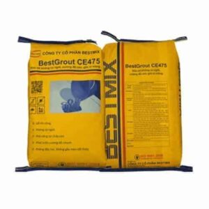 BestGrout CE475 - Vữa rót không co ngót gốc xi măng