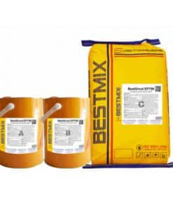 BestGrout EP756 là vữa rót không co ngót, cường độ cao, gốc epoxy độ nhớt thấp, ba thành phần