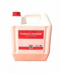 Fosmix Primer là chất cải tiến được tạo ra từ hỗn hợp chất Polymer cao phân tửhất cải tiến được tạo ra từ hỗn hợp chất Polymer cao phân tử