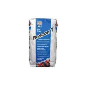 Rescon T dùng để sản xuất ra bê tông bơm có độ chảy và khả năng kết dính cao