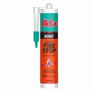 AKFIX AC 607 | KEO ACRYLIC CẢN LỬA