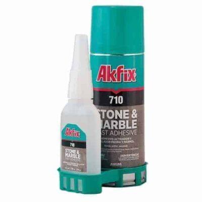 AKFIX 710 STONE & MARBLE KIT | KEO DÁN 2 THÀNH PHẦN