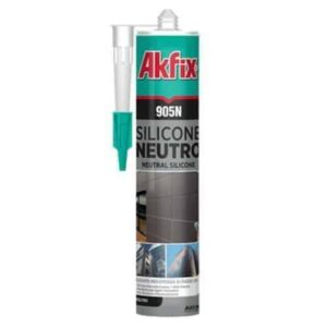 akfix 905n keo silicon trung tinh