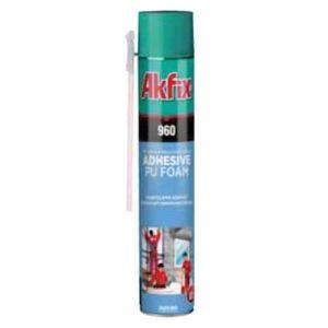 akfix 960 multi bond adhesive foam bot pu ket dinh