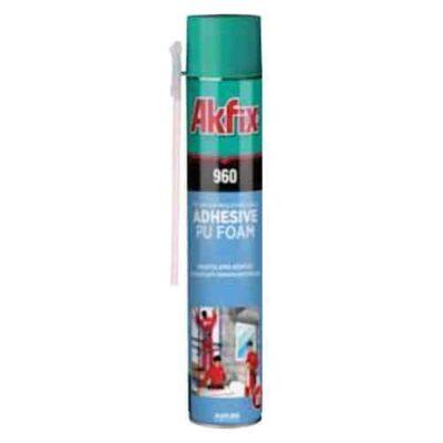 akfix 960 multi bond adhesive foam bột PU kết dính