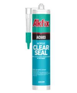 akfix ac603 keo acrylic trong suốt
