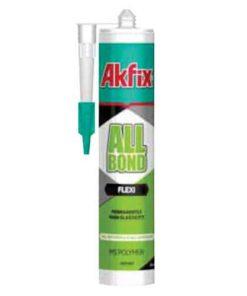 Akfix allbond flexi keo trám khe gốc ms 1 thành phần đàn hồi