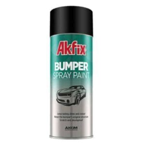 akfix bumper spray pain son phun giam xoc o to