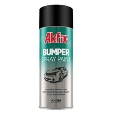 Akfix bumper spray pain sơn phun giảm xóc ô tô