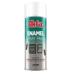 akfix enamel spray paint son phun men su