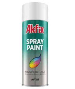 Akfix speay paint hệ thống phun