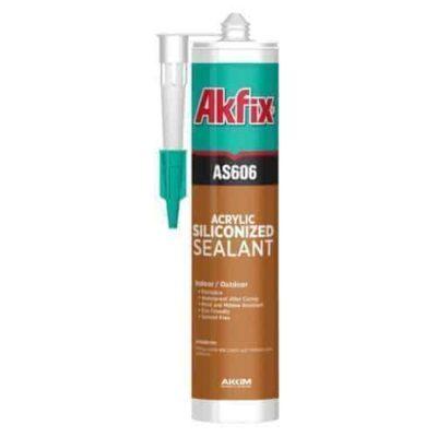 Keo gốc nhũ tương acrylic 1 thành phần AS606