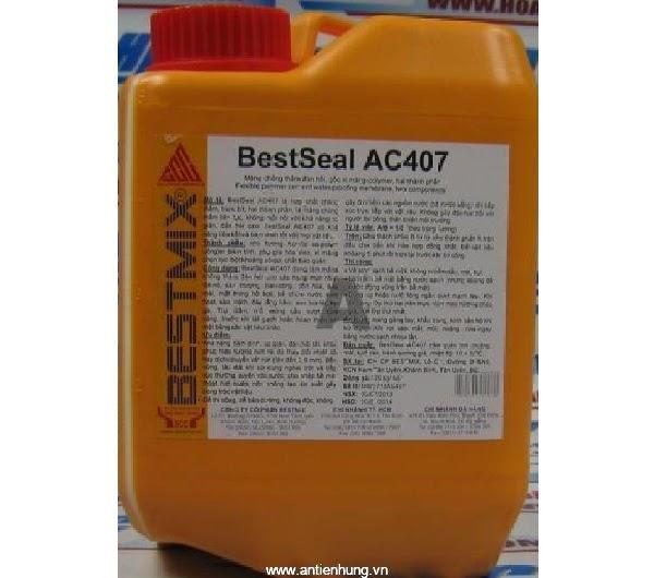 Sơn chống thấm thương hiệu Bestseal AC407