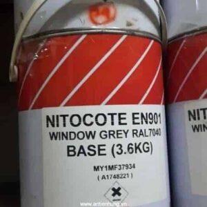 Lớp phủ sàn epoxy nitoflor EN901