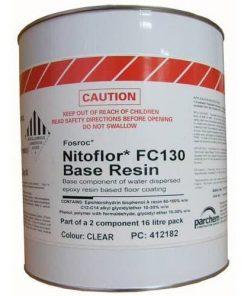 Lớp phủ sàn epoxy nitoflor Fc130