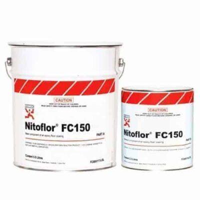 Lớp phủ sàn epoxy nitoflor FC150