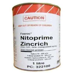 Sơn chống thấm ăn mòn Nitoprimer zincrich