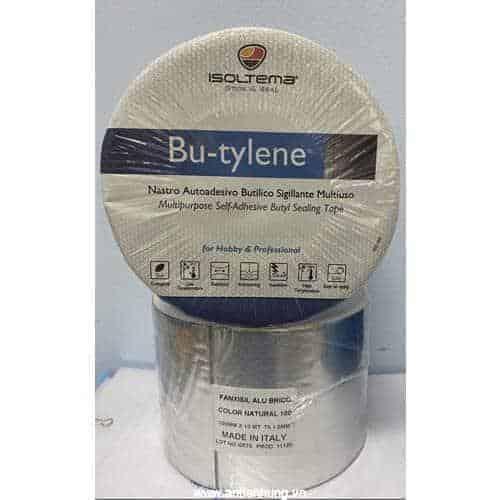 Băng keo chống cháy chống thấm butylenne tự dính