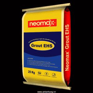 Sản phẩm vữa rót không co ngót đạt cường độ cao sớm Neomax Grout EHS