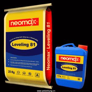 Sản phẩm Vữa tự san phẳng Neomax Leveling 81