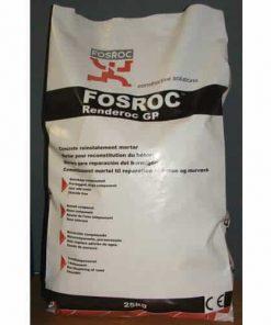 Renderroc GP vữa polymer cải tiến sửa chữa kết cấu
