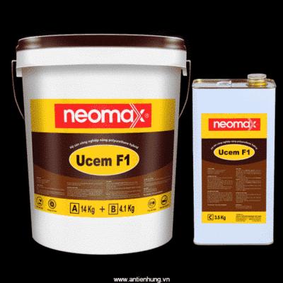 Sản phẩm Vữa tự san Polyurethane Hybrit cho sàn công nghiệp nặng NEOMAX UCEM F1