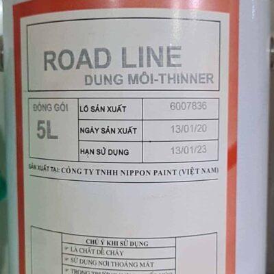 ROAD LINE THINNER | DUNG MÔI PHA SƠN ROADLINE SP