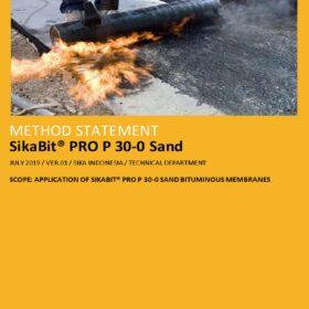 thi cong sikabit pro p 30 sand