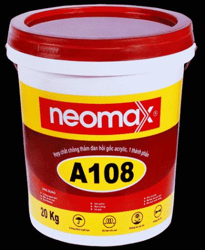 Neomax A108 là hợp chất chống thấm đàn hồi