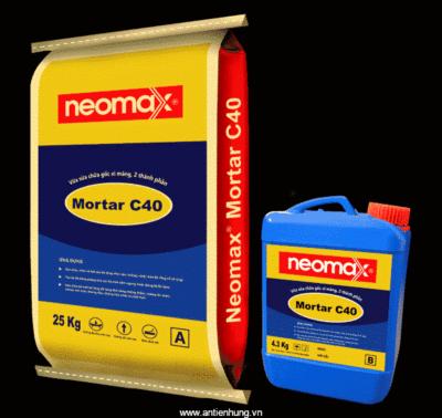 Neomax Mortar C40