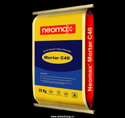 Neomax Mortar C40 thành phần A