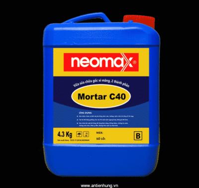Neomax Mortar C40 thành phần B