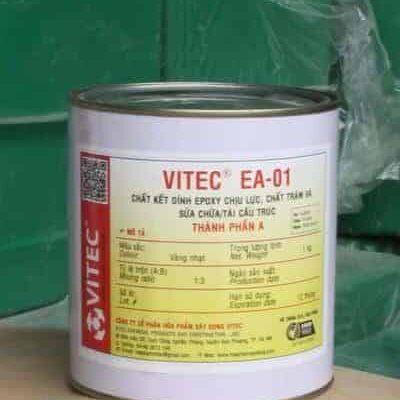 VITEC EA 01 Chất kết dính Epoxy chịu lực