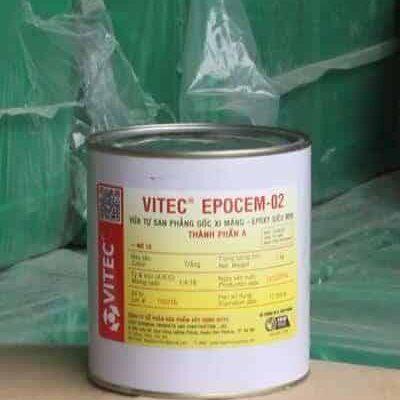 VITEC EPOCEM 02 Vữa tự san phẳng gốc epoxy