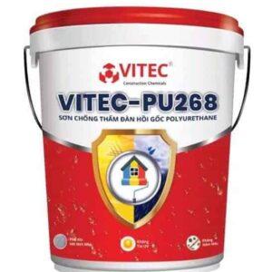 VITEC PU 268 - sơn chống thấm, chống nứt Polyurethane