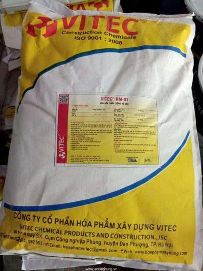 VITEC RM 01 Vữa sửa chữa cường độ cao