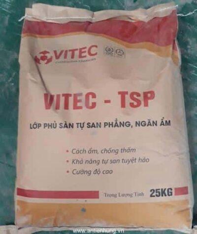 VITEC TSP Lớp vữa phủ sàn tự san phẳng