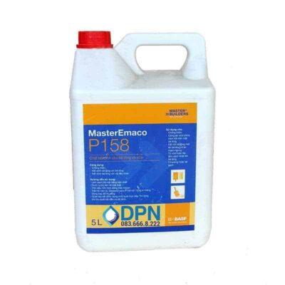 MASTER EMACO P158 Chất kết dính cho bê tông và vữa