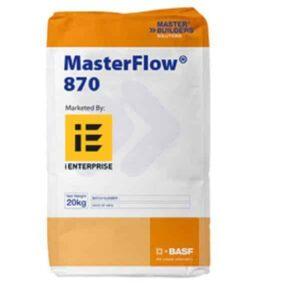 MasterFlow 870 Vữa không co ngót cường độ cao