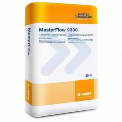 MasterFlow 9300 – Vữa gốc xi măng với cốt liệu kim loại