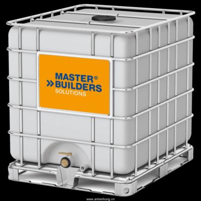MasterPozzolith R 132 – Phụ gia giảm nước để sản xuất bê tông
