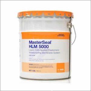 MasterSeal HLM 5000 màng chống thấm 1 thành phần