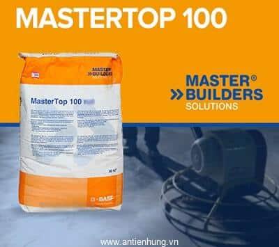 MasterTop 333 phụ gia tăng cứng sàn bê tông
